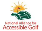 National Alliance of Accessible Golf logo