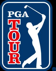logo of the PGA tour